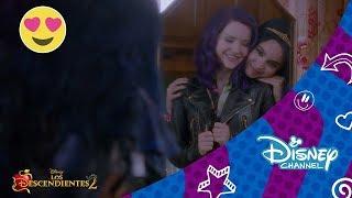 Los Descendientes 2 : Videoclip - 'Space Between'  | Disney Channel Oficial