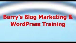 Blog Marketing & Wordpress Lessons: Bullet Proof Security; Part 1