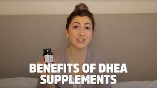 Michelle Garland Shares the Benefits of DHEA Supplements