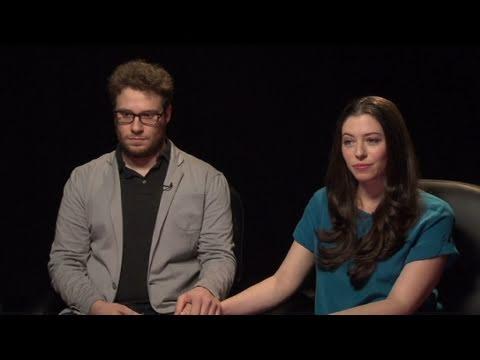 Rogen and fiancee discuss Alzheimer's