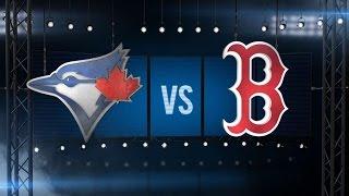 6/12/15: Blue Jays earn 13-10 comeback win in Boston
