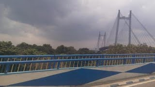 A small Ride To The Botanical Garden | Vidyasagar Setu | 🏍️🏍️