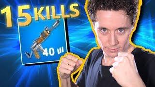 ♥ 15 KILLS BBY - Fortnite Commentary
