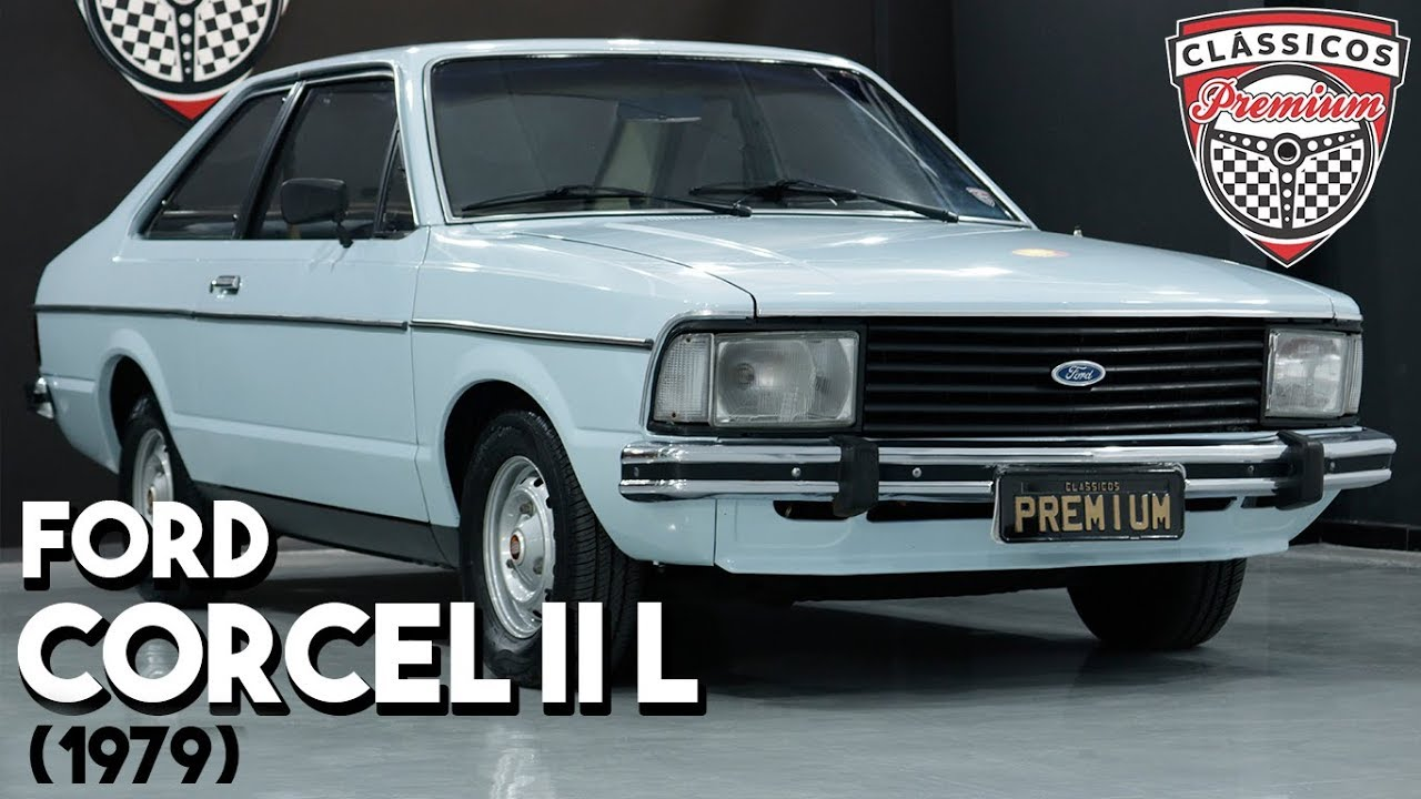 Ford Corcel Ii L 1979 Classicos Premium Youtube