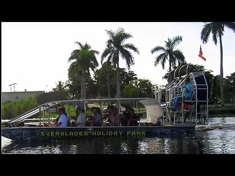 Everglades Holiday Park, Fort Lauderdale, FL