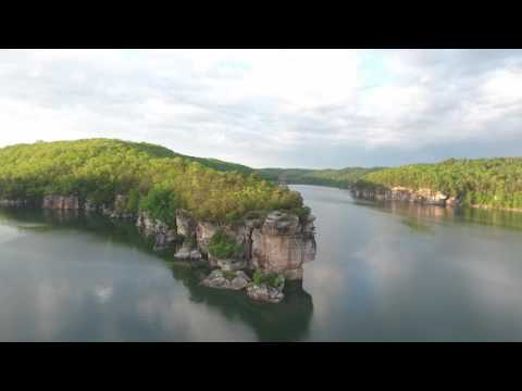 Video Drone 3 - May 2016 - Summersville Lake WV