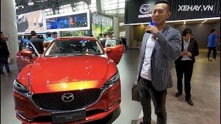 Choáng trước vẻ đẹp của Mazda6 - đối thủ Camry và Accord sắp về Việt Nam |XEHAY.VN|