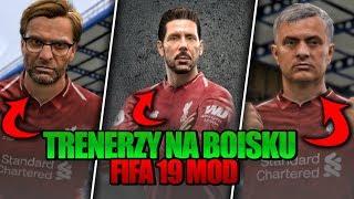 FIFA 19 MOD  TRENERZY NA BOISKU