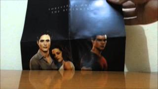 Baixar The Twilight Saga: Breaking Dawn -- Part 1: Original Motion Picture Soundtrack (Unboxing)