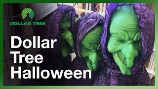 Dollar Tree Halloween Decorations, Crafts & Toys - Store Walkthrough