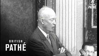 Eisenhower Explains About General Lee (1957)