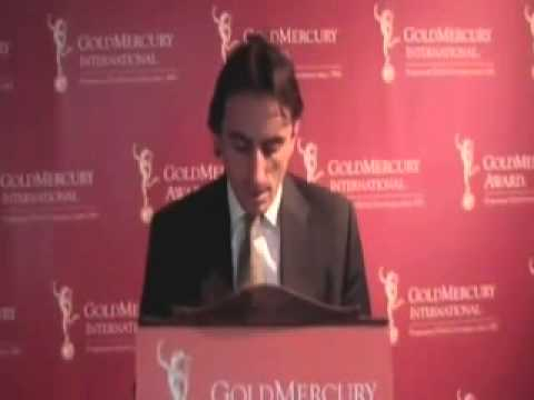 Gold Mercury Awards 2006 - Television Trust for the Environment Award Announcement