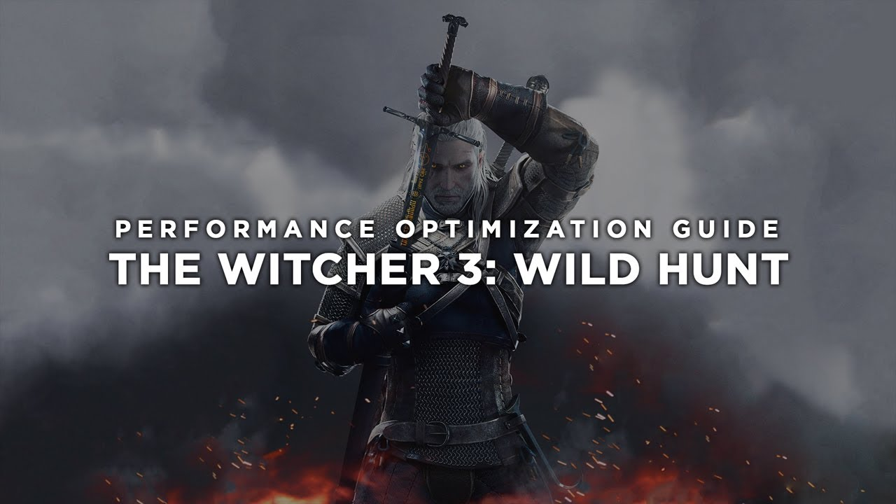★ How to Fix Lag/Play/Run 'The Witcher 3: Wild Hunt' on LOW END PC - Low  Specs Patch