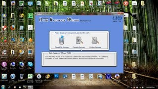 Data recovery from Delete or format file by Data recovery master.
