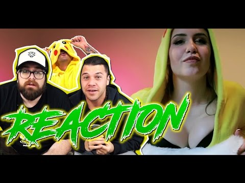 RAP REACTION | JESTO - FIKACHU ⚡️ Prod  Pankees | ARCADEBOYZ
