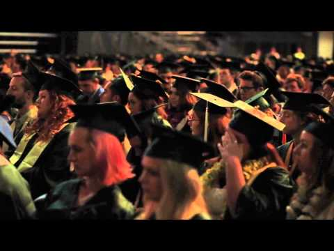 University of Oregon Key Commencement Speech 2015 - Peter Hollens