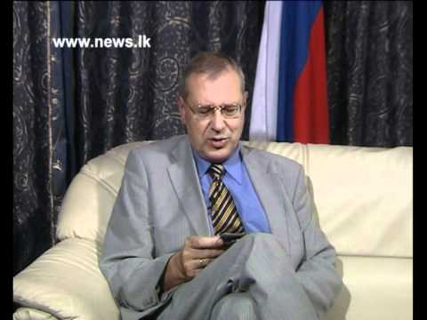 Russian Ambassador on Darushman's Report (1)