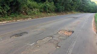 Deputado comemora recursos para recuperar rodovia estadual