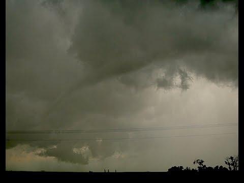 Tornado near Goodlands MB July 21, 2013!
