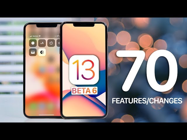iOS 13 Beta 6! 70 New Features & Changes