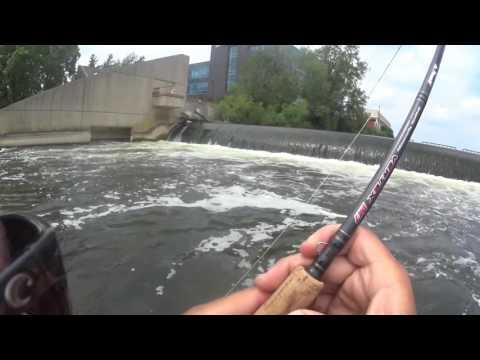 Bobber Fishing For Catfish Pt.1