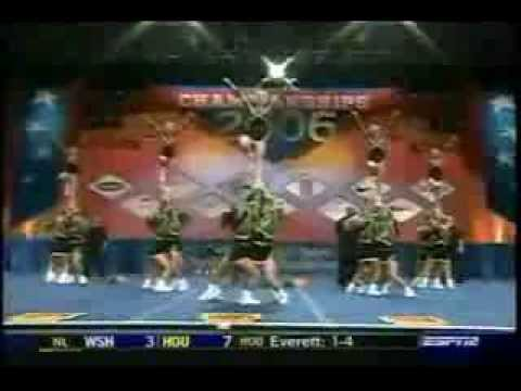 Greenup County High School Cheerleading 2006