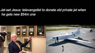 Jesse Duplantis Net Worth, Jet, House, Kenneth Copeland, Church Ministries And falcon 7x