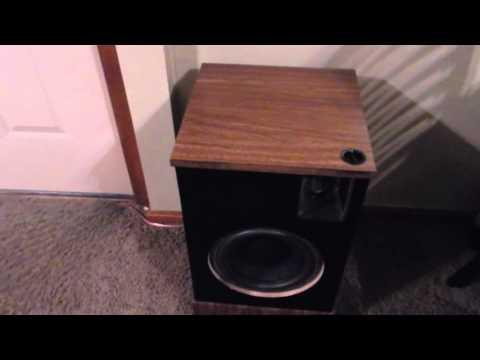 Bose 501 Series III Speakers