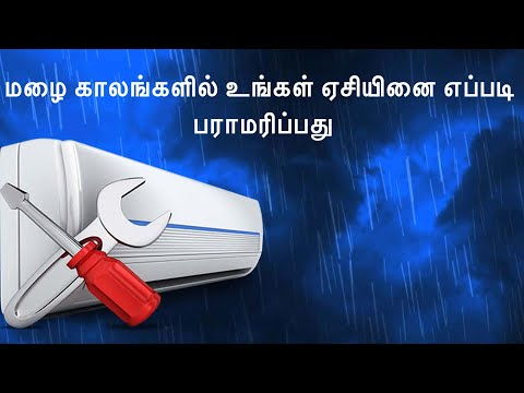 Air Conditioner (AC) Maintenance Simple Tips For Rainy Winter Seasons