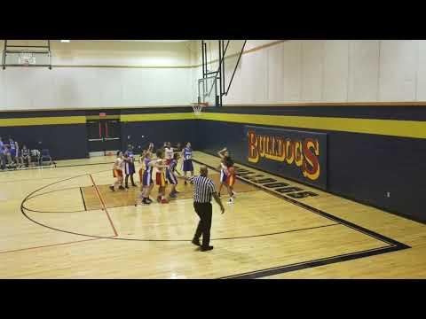Grisham 7A Girls vs Hernandez Middle School