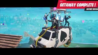 Fortnite #138 Getaway x5
