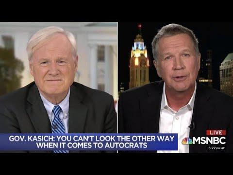 Gov. John Kasich - Defend American Values!