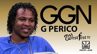 LA Rapper G Perico Talks with Snoop About Sold Out Shows, Jheri Curl and Gang Life | GGN NEWS
