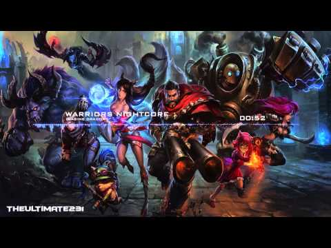 Warriors [Imagine Dragons] Nightcore (LoL...