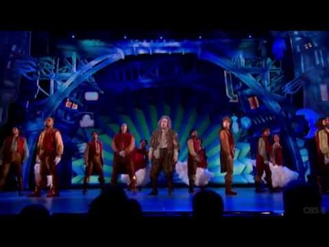 Something Rotten Performance Tony Awards 2015