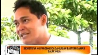 Balitaan: Industriya ng pangingisda sa Guiuan, Eastern Samar balik sigla [07/25/14]