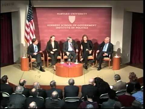 The Middle East: U.S. And Israeli Perspectives   Institute Of Politics