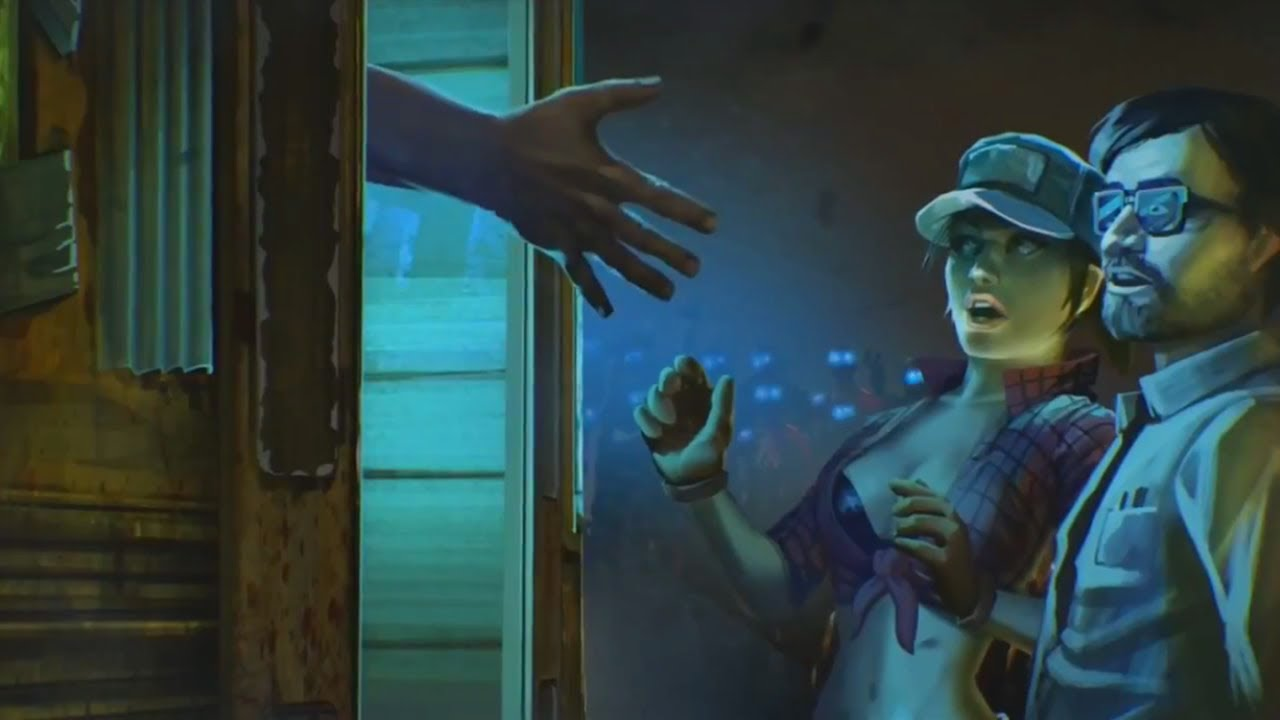 "Black Ops 2 Zombies ""Buried"" Opening Cutscene ""Intro"" HD - The Story Behind BURIED Zombies!"