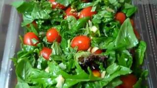 Ginger Lime Basil Salad Dressing Recipe ~ Raw Food In 60 Seconds