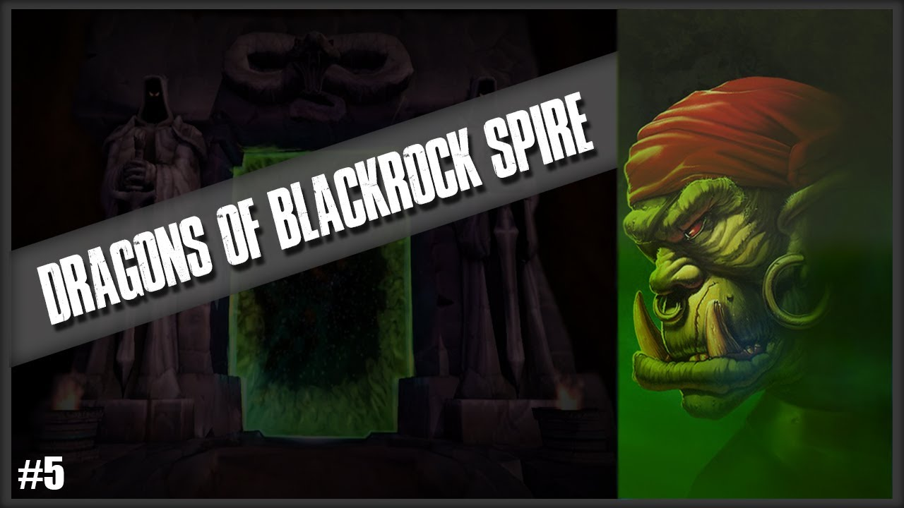 Warcraft II: Beyond the Dark Portal | Level 5 - Dragons of Blackrock Spire (Orc Campaign)