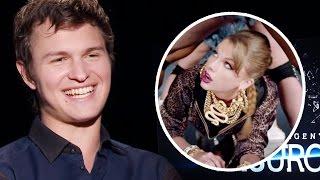 Insurgent Cast Sings Taylor Swift 'Shake It Off'