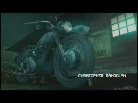 Metal Gear Chrism227 S Blog