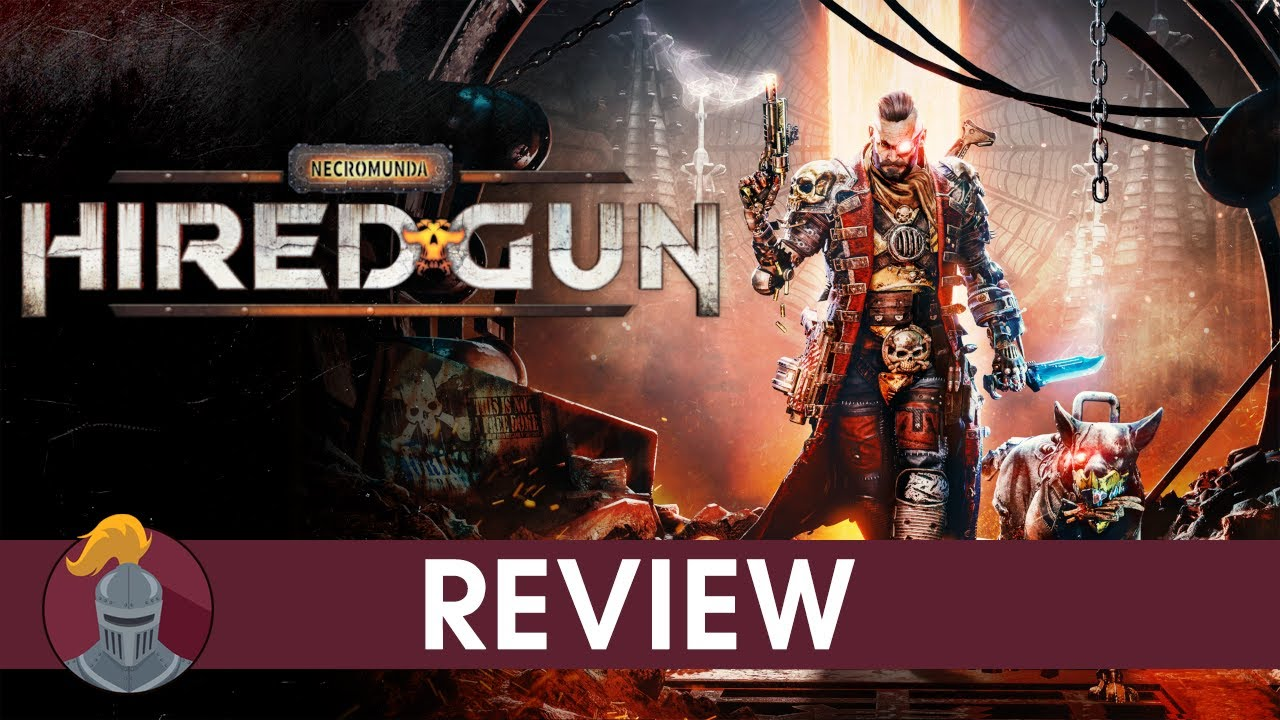 Necromunda: Hired Gun Review