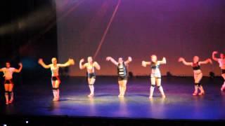 Moving Stars: System Overload (regio IJsselstein), uitvoering 1 (2014)