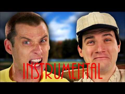 ♪ [Instrumental] Babe Ruth vs Lance Armstrong ERB Season 2 - INSTRUMENTAL