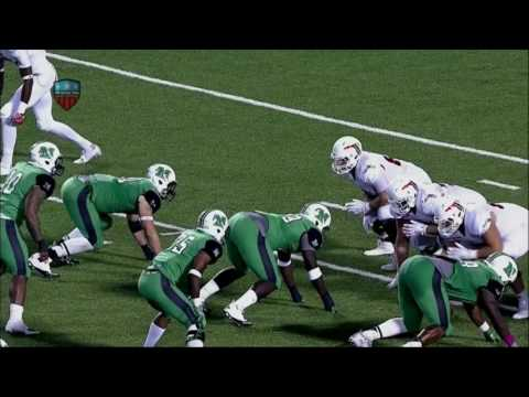 Marshall Highlights vs Florida Atlantic Football 2016