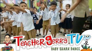 Viral Baby Shark Dance | Teacher Gerry thumbnail
