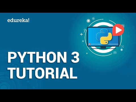 Python 3 Tutorial for Beginners