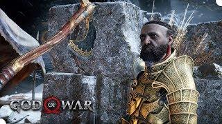 GOD OF WAR #29 - O Topo do Gigante! (PS4 Pro Gameplay em Português PT BR)