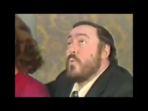 Joan Sutherland, Marilyn Horne and Luciano Pavarotti